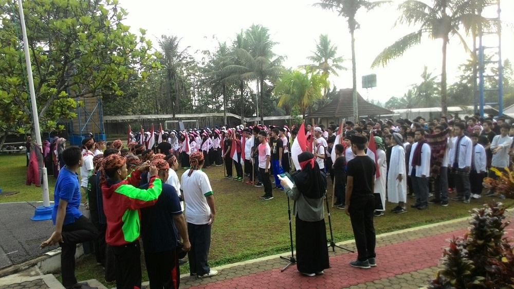 Peringatan Hari Pahlawan di Al Kausar