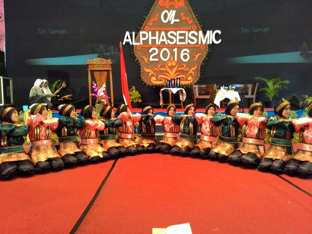 Alphaseismic 2016
