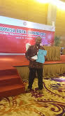 Pak Bahar Juara 4 pada INEC 2016 Lomba PTK se Indonesia