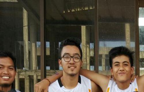 Tim Basket Sukabumi Mendapatkan Pemain baru Fizis
