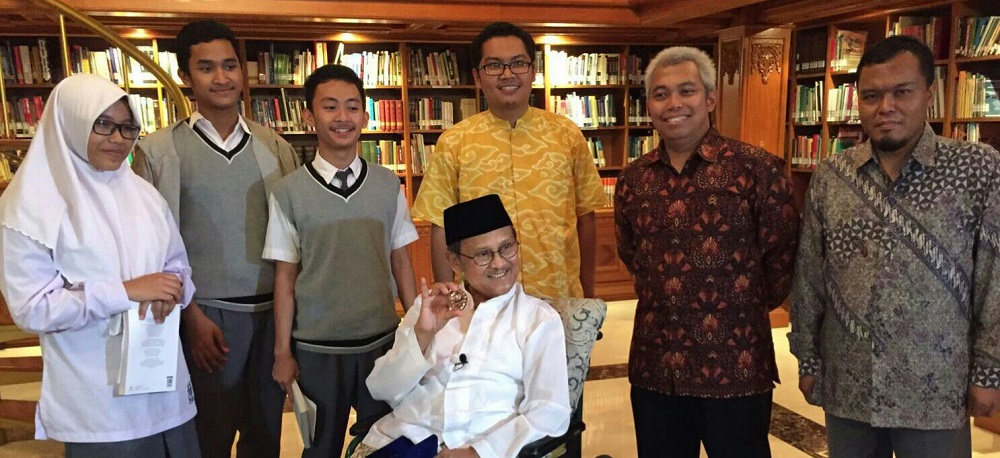 BJ Habibie - Islamic Boarding School